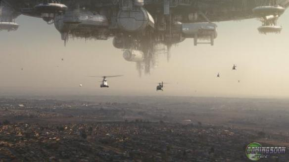 A spectacular image from District 9