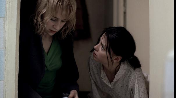 Anamaria Marinca and Laura Vasiliu undergo a grueling night.