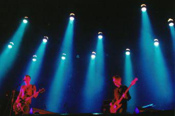 Sigur Ros plays live