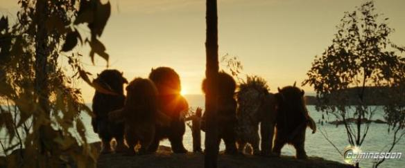 What could be wilder than to howl at the sunset with your pack?