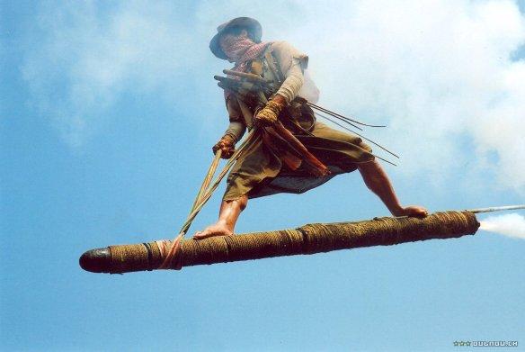 Dynamite Warrior (Khon fai bin)