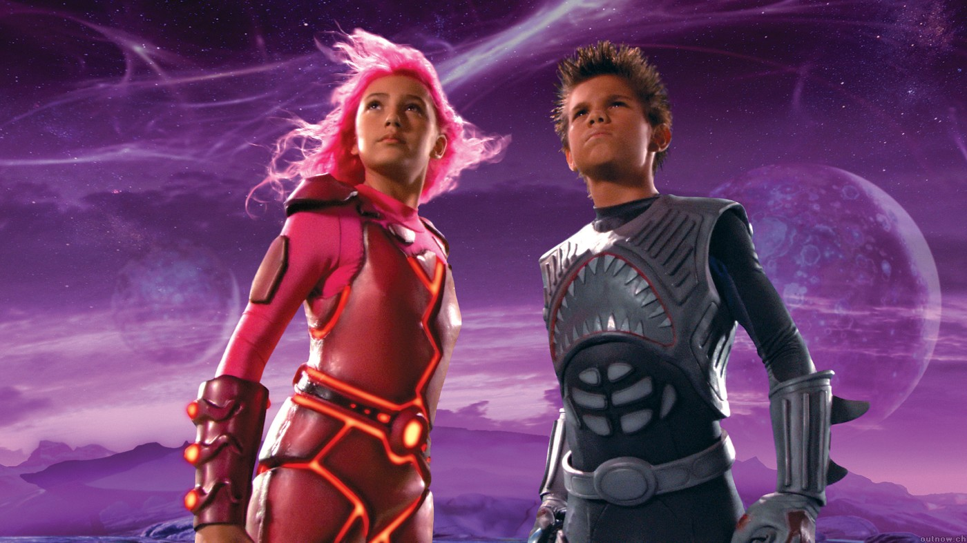 The Adventures of Sharkboy and Lava Girl | Cinema365