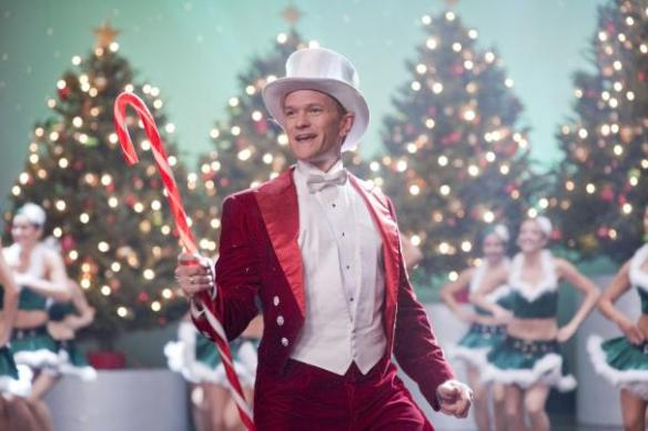 Neil. Patrick. Harris. Is. God.