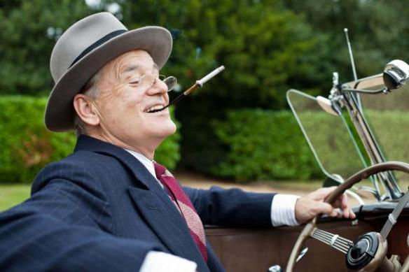 Few actors can out-jaunty Bill Murray.