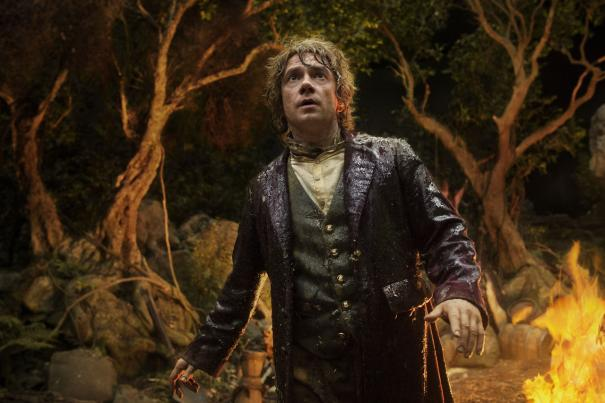 Bilbo, Bilbo Baggins, the greatest little hobbit of them all!