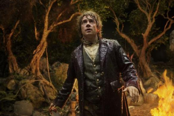 Bilbo, Bilbo Baggins, the greatest little hobbit of them all!