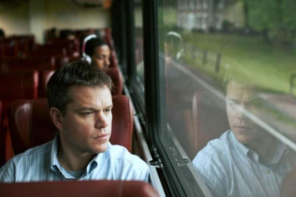 Matt Damon reflects on the changing landscape