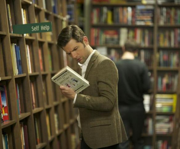 Adam Scott knows that Reading is Fun.