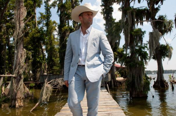 Do you think Jason Statham makes for an authentic Texan?