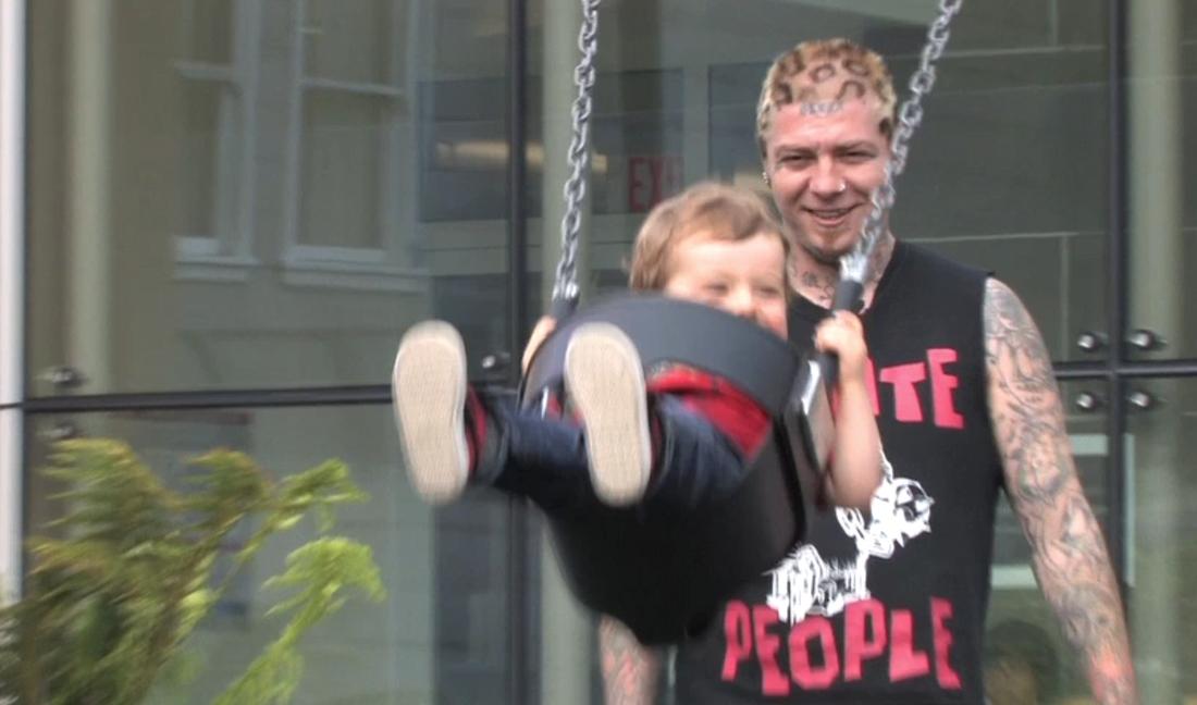 Lars Frederiken still knows how to swing.
