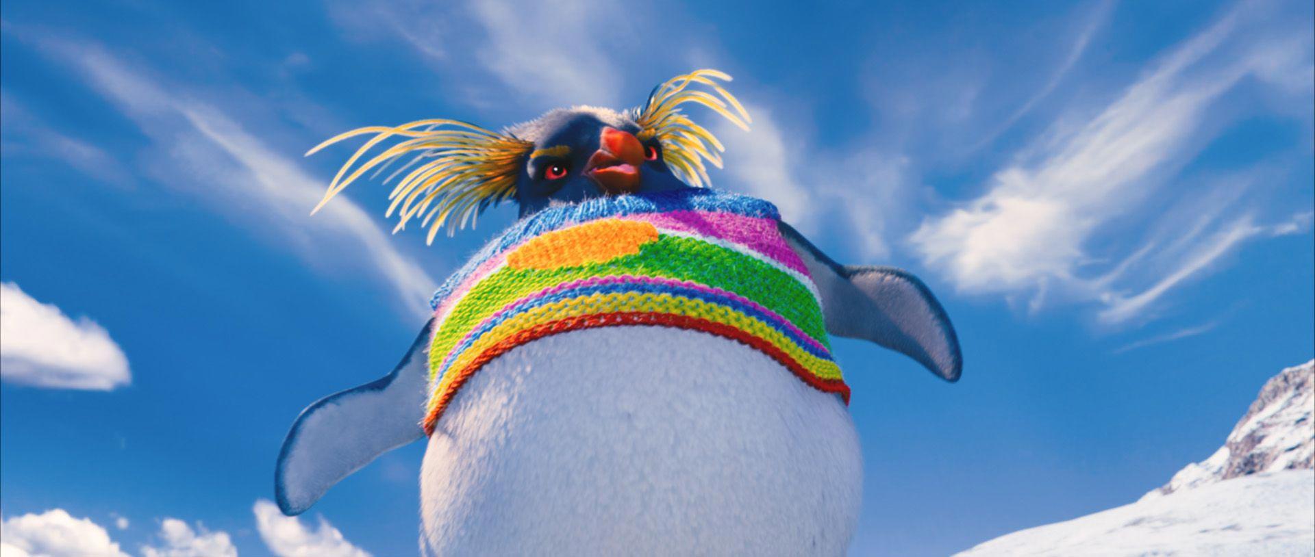 It still sucks to be a penguin.