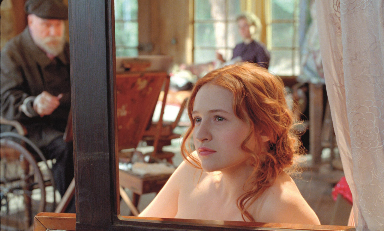 Renoir's model Dedee has hopes and dreams as well as a beautiful body.