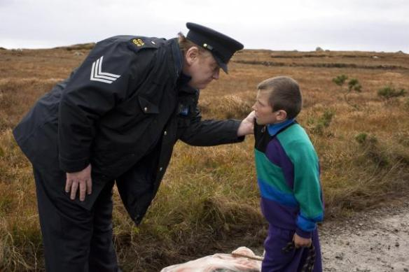 In Ireland, fighting crime starts when they're young.