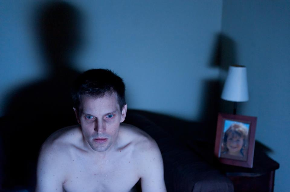 Jason Vail likes to watch.