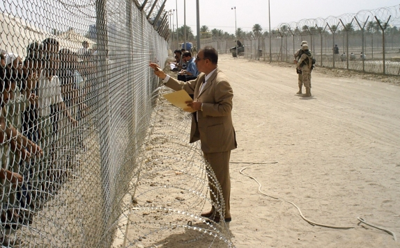 Dr. Riyadh works both sides of the fence.