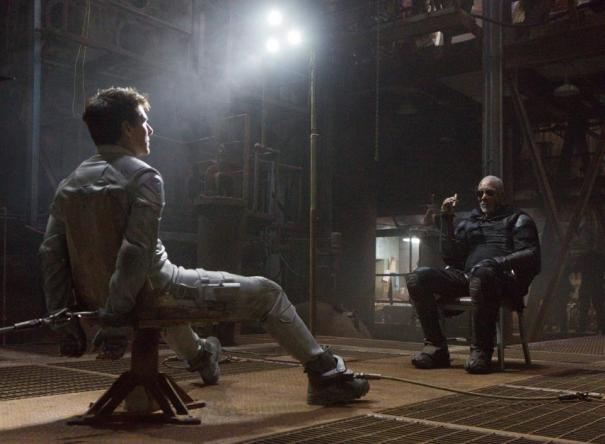 Morgan Freeman doesn't want Tom Cruise jumping on the couch.