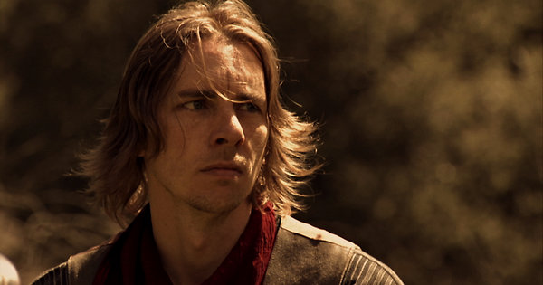 Dax Shepard can't believe himself as an action star either.