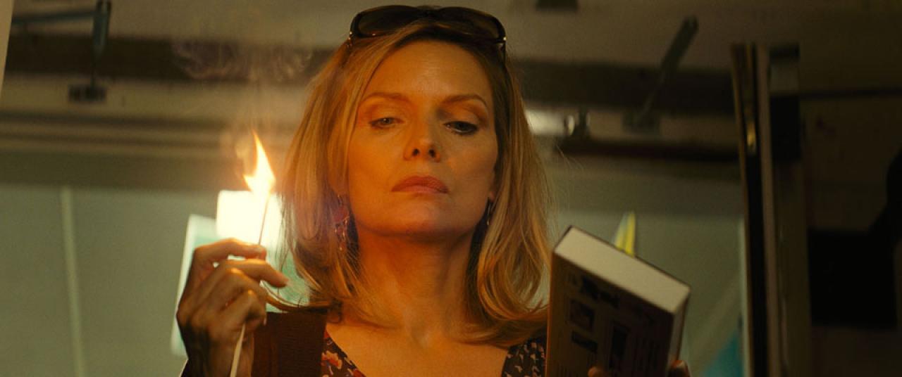 Michelle Pfeiffer is en fuego!