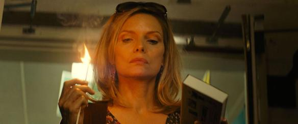 Michelle Pfeiffer is en fuego!