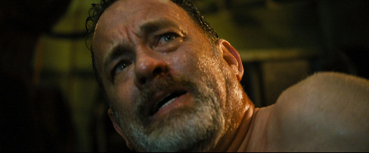Tom Hanks draws the line at being waterboarded for another Oscar.
