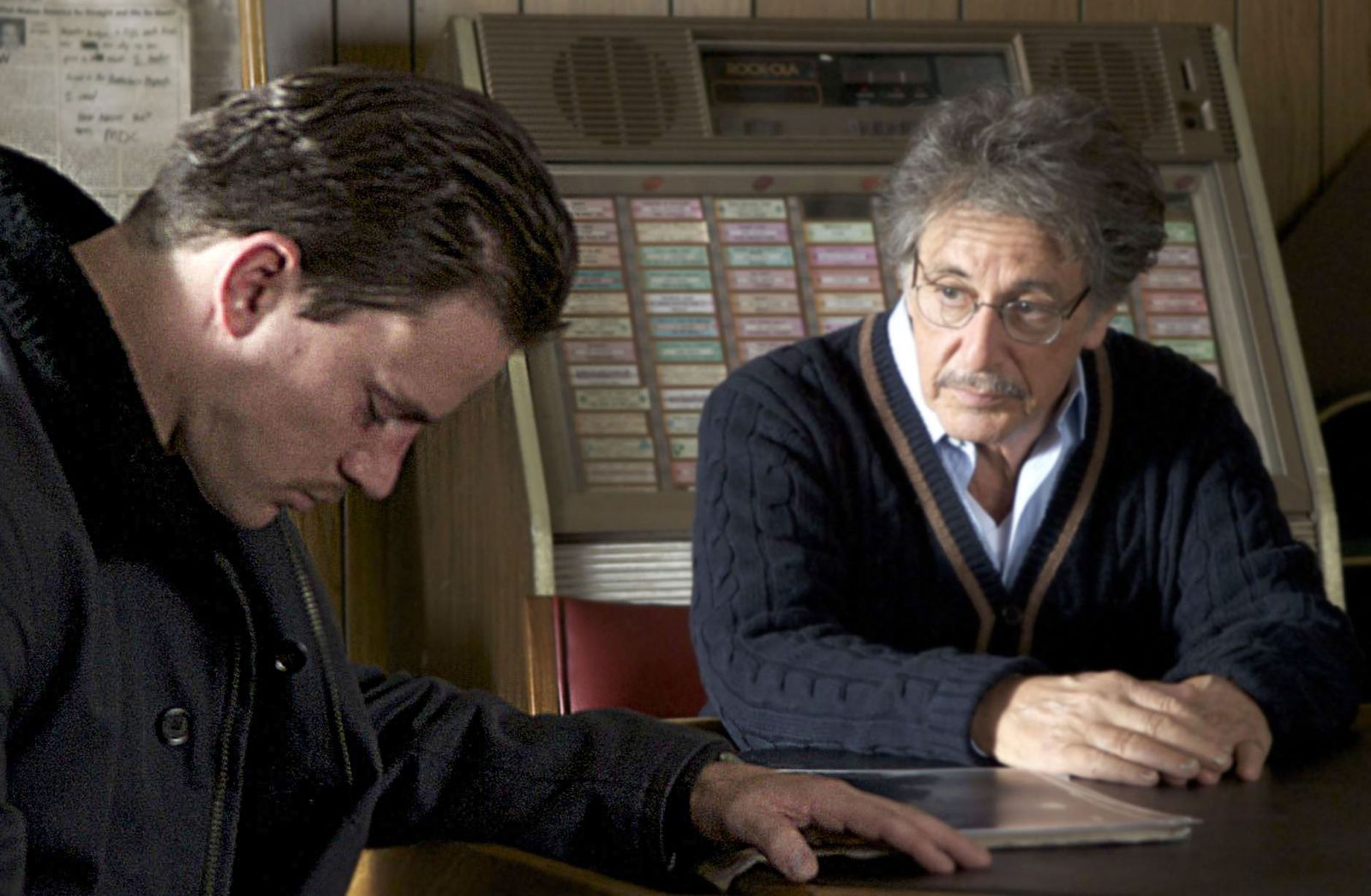 Acting 101 is now in session with Professor Pacino.