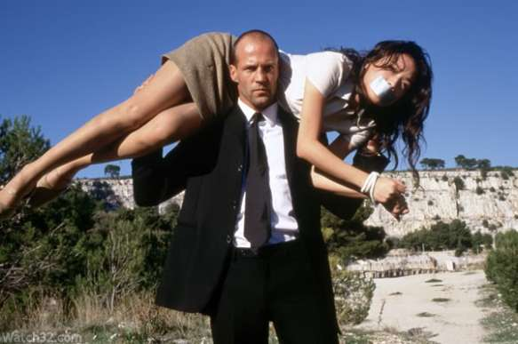 Jason Statham's new workout regimen.