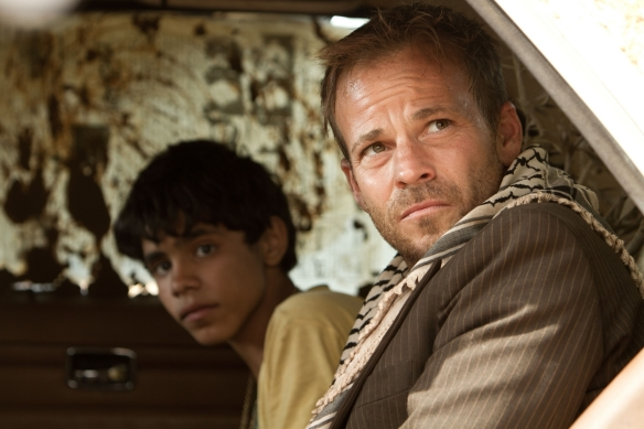 Stephen Dorff can't understand why he isn't a star and neither can Abdallah El Akal.