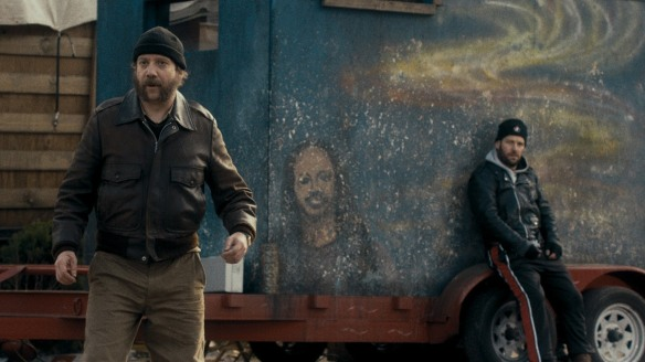 "Paul Giamatti has taken the Beatles ""I Am the Walrus"" too much to heart."