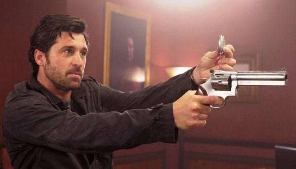 Patrick Dempsey auditions for a TV cop show role.
