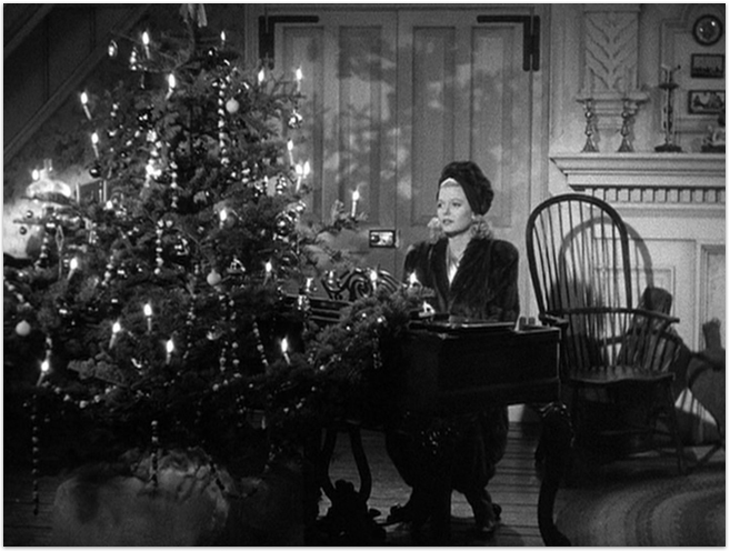 Holiday inn cinema365 Classic christmas films black and white