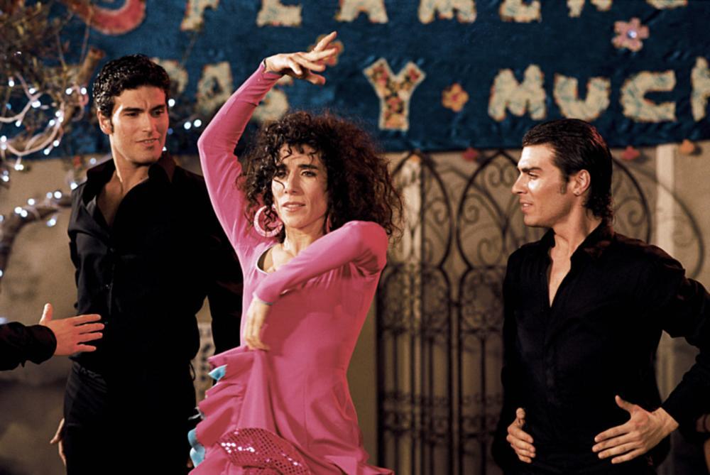 When in doubt...flamenco!!!