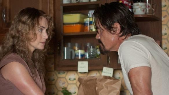 Kate Winslet and Josh Brolin are seeing eye to eye.