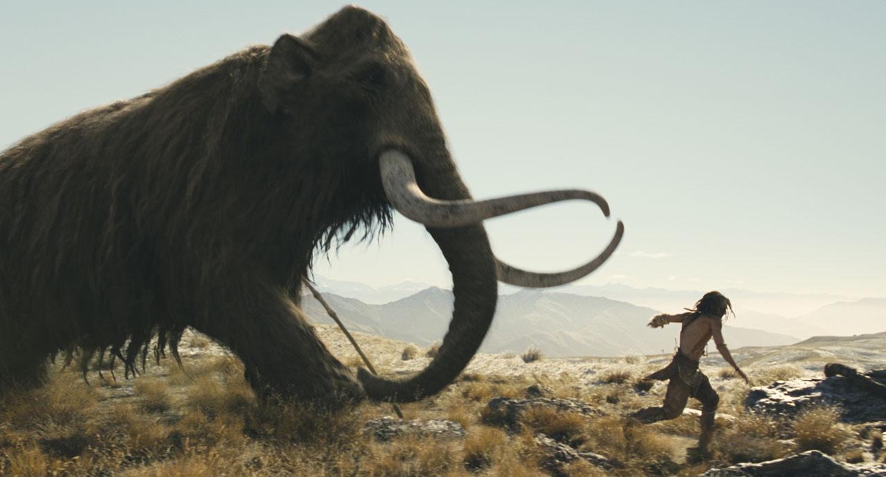 Being chased by a mastadon can ruin your whole day.