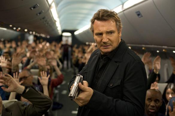 Liam Neeson's contract includes the valuables and wallets of the extras.