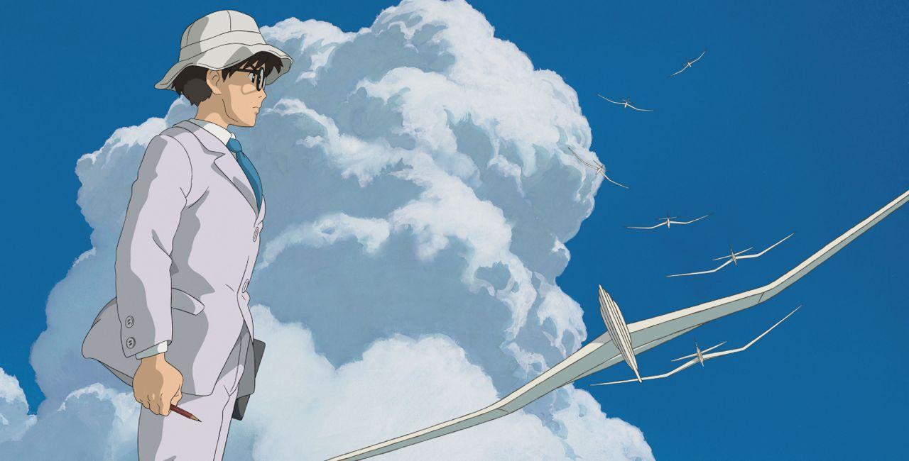 Jiro dreams of airplanes.