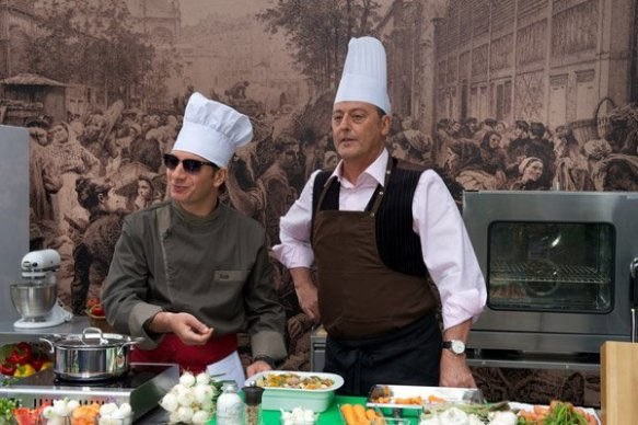 In France Chef Cool