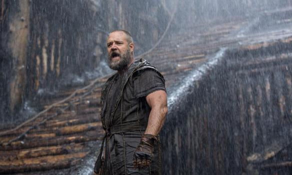 Russell Crowe is about to get Biblical on yo ass.
