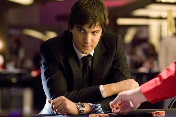 "When Jim Sturgess says ""Hit me,"" some might misinterpret the request."