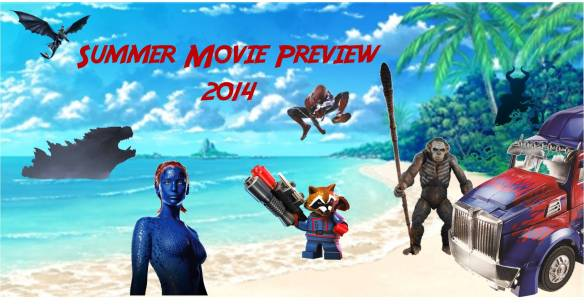 summer movie preview 2014
