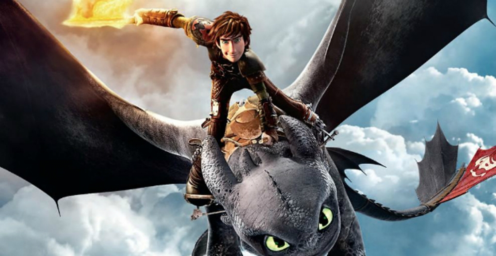 Hiccup and Toothless are flaming mad.