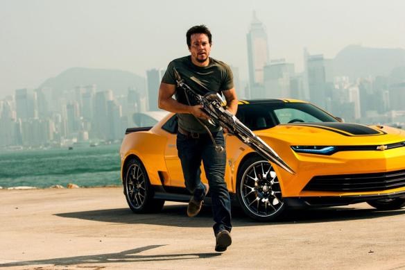 Never mess with Mark Wahlberg's car.
