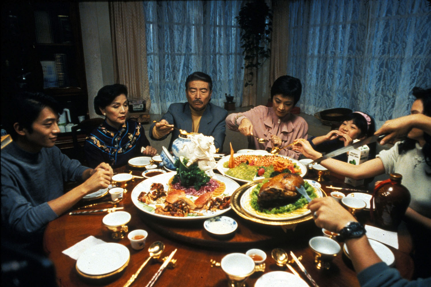 In China, the dinner table is a wonderful, terrible place.