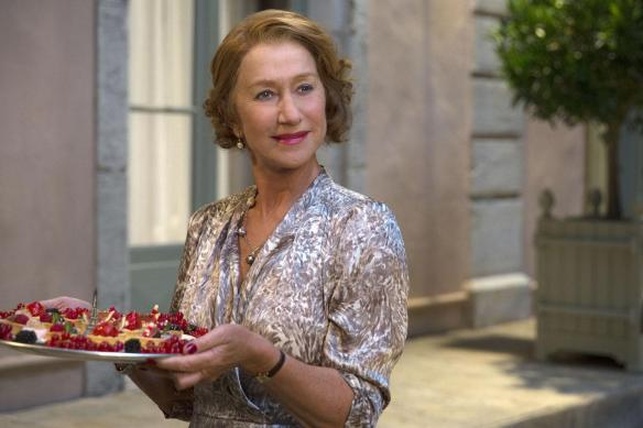 Helen Mirren serves up a treat.