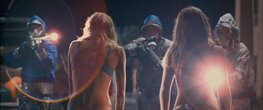 The police department of Ferguson, MO makes sure that Topless Day is a big success.