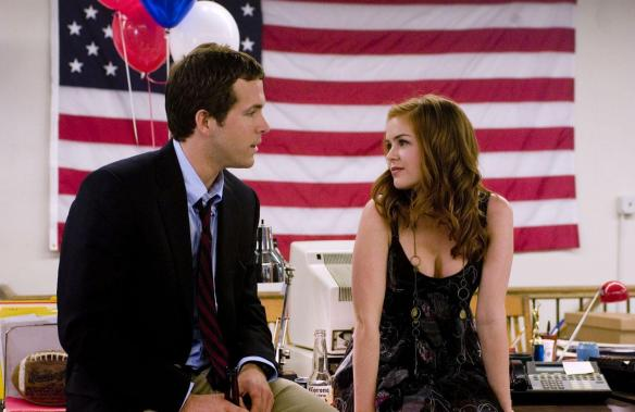 Ryan Reynolds and Isla Fisher put in their bid to be the all-American couple.