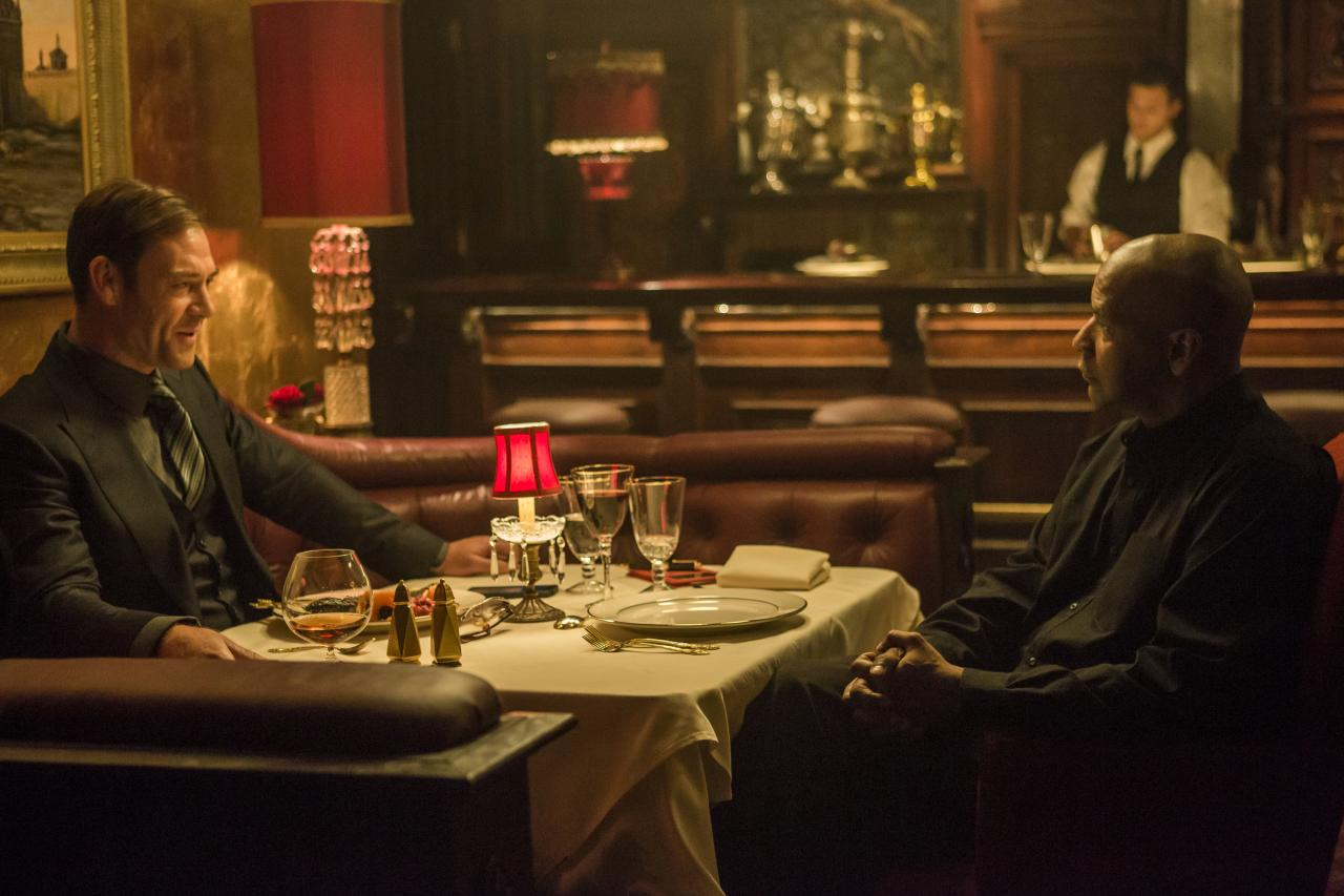 Martin Csokas looks forward to his next movie  My Dinner with Denzel.