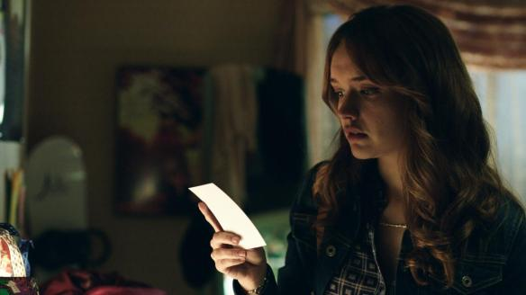 The spirits present Olivia Cooke with the bill.