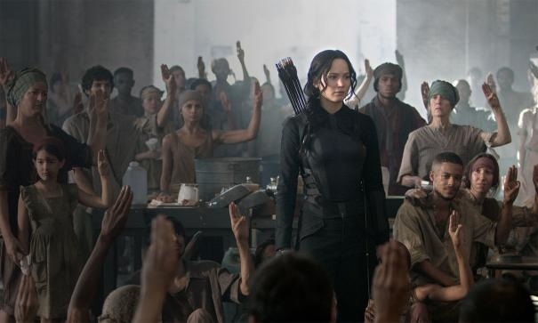 The Hunger Games  Mockingjay - Part I