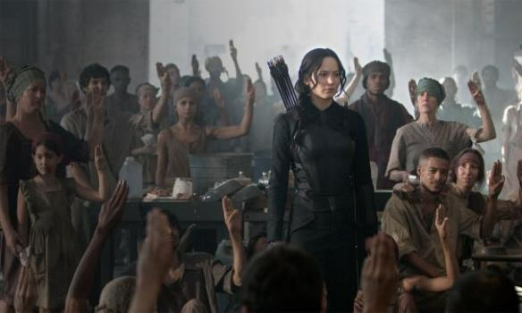 The Hunger Games  Mockingjay - Part I