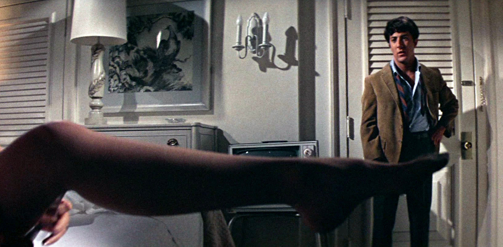 So here's to you, Mrs. Robinson.